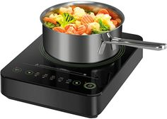 Compact induction hob from UNOLD