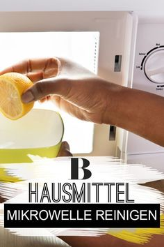 Cleaning the microwave: home remedies and tips - Hausmittel Ideen Home Remedies, Cleaning Hacks, Microwave, About Me Blog, Tips, Decluttering, Food, Life Hacks, Ideas