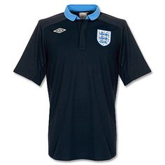 11-12 England Away Shirt - Subside Sports