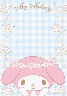 Sanrio My Melody Memo (2014) | by Crazy Sugarbunny