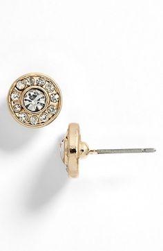 sparkle stud earrings / nordstrom
