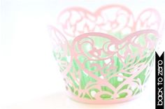 20 Filigree Heart Laser Cut Cupcake Wrappers Wraps - 15 Colors Available by Backtozero on Etsy https://www.etsy.com/listing/113719859/20-filigree-heart-laser-cut-cupcake