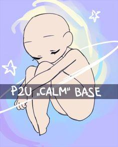 P2U Calm Base by nextlvl-adopts.deviantart.com on @DeviantArt