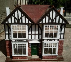 Vintage Doll House 1930 by RestArtDesign on Etsy, €280.00