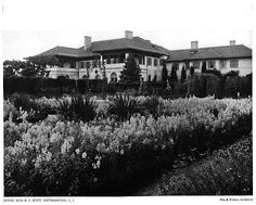 'Red Maples', the Alfred W. Hoyt estate designed by Hiss & Weekes c. 1908.