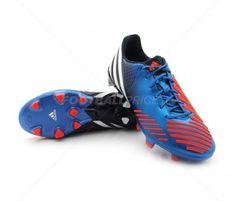 Botas de fútbol Adidas Predator Lethal Zone TRX FG ADULTO | Bright Blue / Infrared 189,95€ (V20975) #botas #futbol #adidas #soccer #boots #football #footballprice
