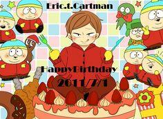 South Park Eric Cartman Anime