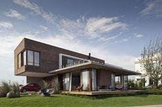 Casa com terraço