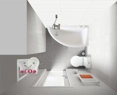 Meuble pour toute petite salle de bain avec PlaneteBain