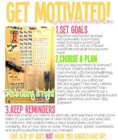 Get motivated!