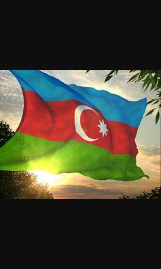 azerbaijan flag day