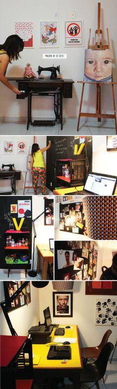 Redação - Blog A Casa que Minha Vó Queria