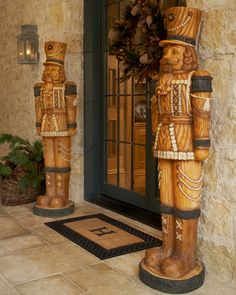 Neiman Marcus life size nutcrackers NMF15_H6CLD
