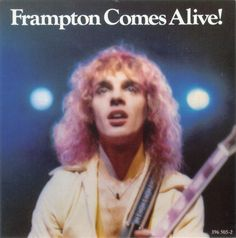 Peter Frampton: Frampton Comes Alive! A list of all the groups that have released album covers that look like the Peter Frampton Frampton Comes Alive! Peter Frampton, Rock Album Covers, Classic Album Covers, Lps, Lp Vinyl, Vinyl Records, Rare Vinyl, Frampton Comes Alive, Pochette Album