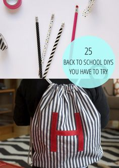 25 Back To School DIYs You Have To Try