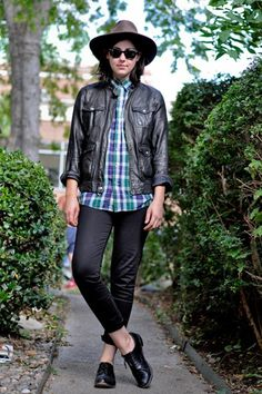 24 College Students Who Seriously Excel In Street Style #fall