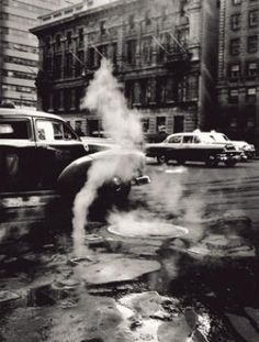 New York City, 1955  by Mario De Biasi