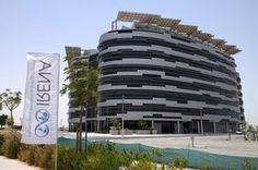 The Irena headquarters in Abu Dhabi opens tonight, almost six years since the site on the edge of the Masdar City campus was chosen for 'the greenest office building in the UAE'. Delores Johnson / The National