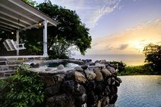 Mustique may have a reputation for glitz and glamour, but as Pamela Goodman reveals Mustique can be affordable. Saint Vincent, St Barts, Grenadines, Villas, My Dream, Places To See, Caribbean, To Go, Deck
