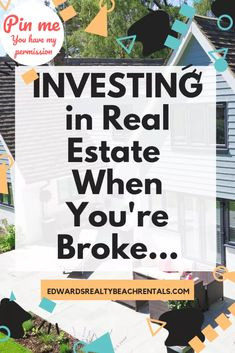 You are about finding out how to practice real estate investing with ZERO out of pocket way to get started as a real estate investor Rent To Own Homes, Luxury Real Estate Agent, Hustle Money, First Response, How Do I Get, Real Estate Investor, Government Jobs, Early Retirement, Best Investments