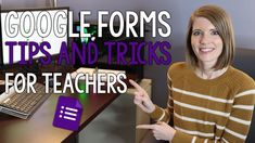 Learn new Google Forms tips and tricks such as how to edit a Google Form, sharing Google Forms with students, and how to use Google Forms in Google Classroom.#vestals21stcenturyclassroom #googleforms #googleformsforteachers #googleformstipsandtricks #googleformstutorial #googleappsforeducation #edtech #edtechtutorial #vrituallearning