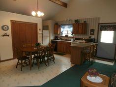 Willowbrook Cottage Kitchen http://www.pantherknobcottages.com