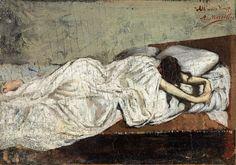 """silenceformysoul: """"Angelo Morbelli (1854-1919) - Il Risveglio """""""