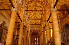 St Anastasia, Verona, Italy,<3