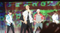 160725 Ulsan summer festival Bangtan Boys(BTS)- Fire  Fancam