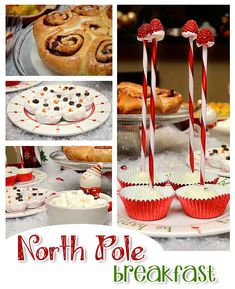 #Holidays North Pole Breakfast Ideas