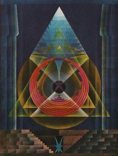 John Augustus Knapp - M̲elt / Sacred Geometry <3