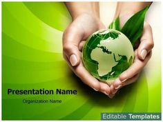 Safe Environment PowerPoint design template. This #PowerPoint #theme can be associated with #Nature #environment #greenenvironment #health #ecofriendly etc.