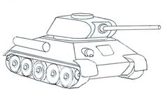 How to draw an army Tank - Draw Step by Step Tank Drawing, Army Drawing, Classic Cartoon Characters, Classic Cartoons, Gangster Drawings, Eagle Head Tattoo, Military Drawings, Art Deco Illustration, Memphis Design