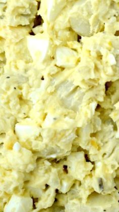 Favorite Southern Potato Salad ~ Just like grandmother used to make