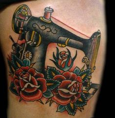 http://decoratedskin.tumblr.com  tattoo: chris lambert