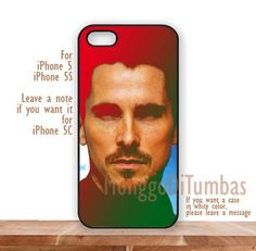 Christian bale (4)  For iPhone 5, iPhone 5s, iPhone 5c Cases