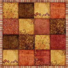 Image result for quilts autumn