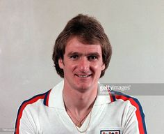 Sport Football Phil Thompson of Liverpool and England