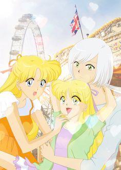 Happy Family Minako x Yaten