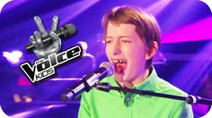 Jerry Lee Lewis - Great Balls Of Fire (Tilman) | The Voice Kids 2015 | B...