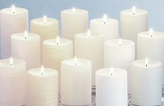 Partylite has GREAT ideas for your wedding -- check out this article in Partylite Magazine then visit me at www.partylite.biz/marybacon to order or contact me!