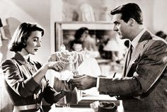 """Every Girl Should Be Married"" (1948). Cary Grant with Betsy Drake"
