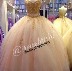 Quinceanera Dress 89015 EMBROIDERED TULLE QUINCEANERA GOWN WITH BEADING Credits to @irmasbridal