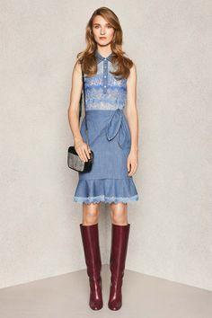 Diane von Furstenberg défilé pré-collections automne-hiver 2015-2016 #mode #fashion