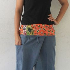 fabric  inside fold-over with gray full length  by meatballtheory