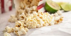 Chili-Lime Popcorn | Blendtec ---> http://www.blendtec.com/recipes/chili_lime_popcorn