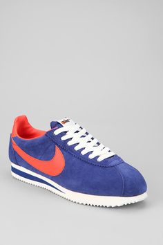 check out 66f09 0ce19 Nike Cortez Suede UrbanOutfitters Nike Cortez, Vintage Adidas, Novelty  Socks, Plimsolls,
