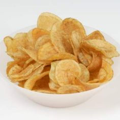 Homemade Kettle Chips