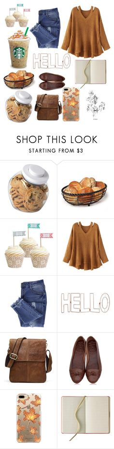 """""""COZY"""" by yoda-parker ❤ liked on Polyvore featuring OXO, Mikasa, WithChic, Essie, Graham & Brown and Casetify"""