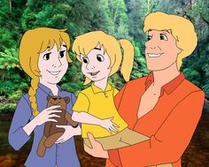 Family Values bySelenaEde Penny and Cody from Disney's Rescuers movies and their daughter Kylie. I always thought that if Penny and Cody got together they would work in a zoo or own a zoo. So here, the...
